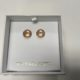 Michael Kors Rose Gold Earring